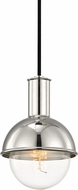 Mitzi H111701-PN Riley Modern Polished Nickel Mini Drop Ceiling Lighting