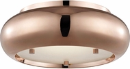 Mitzi H123501-POC Keira Modern Polished Copper LED Ceiling Lighting