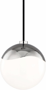 Mitzi H125701S-PN Ella Contemporary Polished Nickel Mini Drop Lighting