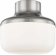 Mitzi H144501S-PN Livvy Contemporary Polished Nickel 9  Ceiling Lighting