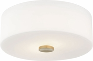 Mitzi H146502-AGB Sophie Modern Aged Brass Flush Lighting
