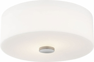 Mitzi H146502-PN Sophie Contemporary Polished Nickel Flush Mount Lighting