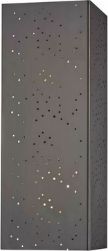 Mitzi H150102-OB Aiko Contemporary Old Bronze Wall Mounted Lamp