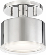 Mitzi H159601-PN Nora Modern Polished Nickel LED Overhead Lighting Fixture