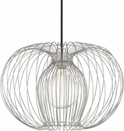 Mitzi H181701L-PN Jasmine Contemporary Polished Nickel Hanging Light Fixture