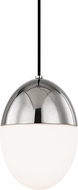 Mitzi H206701L-PN Orion Modern Polished Nickel 10  Mini Drop Lighting