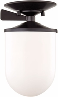 Mitzi H214601S-OB Audrey Contemporary Old Bronze 5.5  Flush Mount Lighting