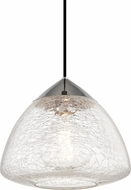 Mitzi H216701L-PN Maya Modern Polished Nickel Drop Lighting Fixture