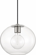 Mitzi H270701L-PN Margot Modern Polished Nickel Lighting Pendant