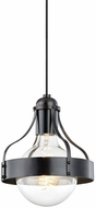 Mitzi H271701-OB Violet Contemporary Old Bronze Mini Pendant Lighting Fixture