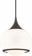 Mitzi H281701M-OB Reese Modern Old Bronze Mini Drop Ceiling Light Fixture