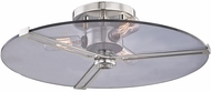 Mitzi H292503-PN Boni Contemporary Polished Nickel Ceiling Light Fixture