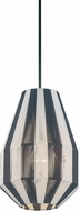 Mitzi H293701S-AGB Kenzie Contemporary Aged Brass Ceiling Light Pendant