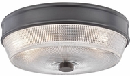 Mitzi H309501-OB Lacey Contemporary Old Bronze Flush Ceiling Light Fixture