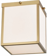 Mitzi H317501-AGB Monica Contemporary Aged Brass LED Home Ceiling Lighting