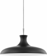 Mitzi H421701L-PN/BK Cassidy Contemporary Polished Nickel / Black   Lighting Pendant
