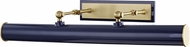 Mitzi HL263203-AGB-NVY Holly Contemporary Aged Brass / Navy 24 Picture Light