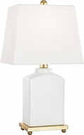 Mitzi HL268201-CL Brynn Cloud Table Lamp