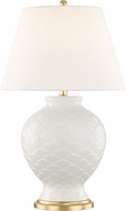 Mitzi HL269201-CL Demi Cloud Lighting Table Lamp