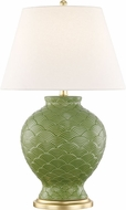 Mitzi HL269201-SG Demi Sage Table Top Lamp