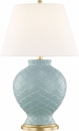 Mitzi HL269201-SU Demi Surf Side Table Lamp