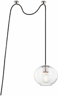 Mitzi HL270701S-PN Margot Modern Polished Nickel Mini Drop Lighting Fixture