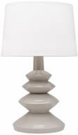 Mitzi HL336201-GRY-GL Erin Contemporary Gray / Gold Leaf Floor Lamp