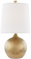Mitzi HL364201-GD Heather Contemporary Gold Light Floor Lamp