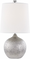 Mitzi HL364201-SIL Heather Modern Silver Floor Lamp Lighting