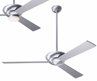 Modern Fan Company ALT-BA-AL Altus Modern Brushed Aluminum LED Ceiling Fan