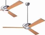 Modern Fan Company ALT-BA-MP Altus Modern Brushed Aluminum LED Home Ceiling Fan