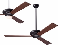 Modern Fan Company ALT-DB-MG Altus Contemporary Dark Bronze LED Home Ceiling Fan