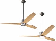 Modern Fan Company ARB-GT-54-MP Arbor DC Contemporary Graphite LED 54 Home Ceiling Fan