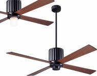 Modern Fan Company FLU-DB-52-MG Flute Modern Dark Bronze LED 52  Home Ceiling Fan