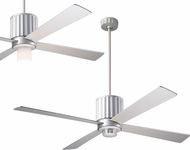 Modern Fan Company FLU-TN-52-NK Flute Contemporary Textured Nickel LED 52  Ceiling Fan