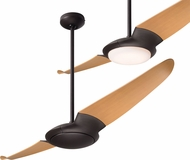 Modern Fan Company IC2-DB-56-MP IC/Air2 Contemporary Dark Bronze LED 56  Home Ceiling Fan