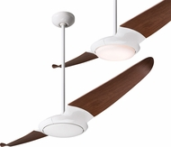 Modern Fan Company IC2-GW-56-MG IC/Air2 Modern Gloss White LED 56  Ceiling Fan