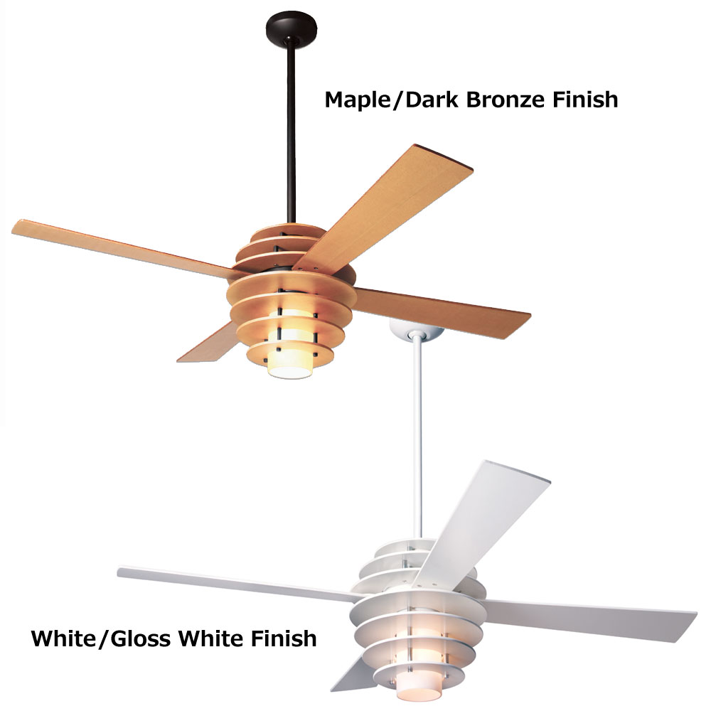 Modern Ceiling Fan Company: Modern Fan Company Stella Contemporary Ceiling Fan