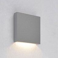 Molto Luce 56-5200 Q Contemporary Matte Chrome LED Wall Sconce