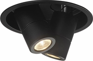 Molto Luce 577-00608022906us Ride Contemporary Black LED Spot Light Indoor