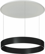 Molto Luce 678-00154102941a After 8 Contemporary Black LED Pendant Light