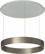 Molto Luce 678-00154102962a After 8 Modern Brushed Nickel LED Lighting Pendant