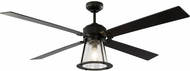 Monte Carlo Fans 4RKR60OZD Rockland Traditional Oil Rubbed Bronze 60 Home Ceiling Fan