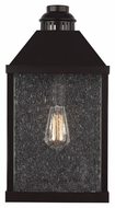 Feiss OL18002ORB Lumiere' Traditional Oil Rubbed Bronze Finish 18.5 Tall Exterior Wall Sconce Lighting