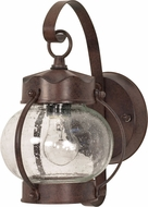 Nuvo 60-3458 Onion Old Bronze Exterior Wall Lamp