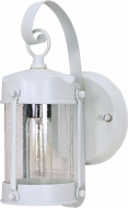 Nuvo 60-3460 Piper White Exterior Sconce Lighting