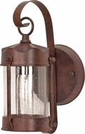 Nuvo 60-3461 Piper Old Bronze Outdoor Light Sconce