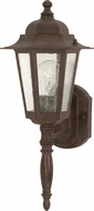 Nuvo 60-3471 Cornerstone Old Bronze Exterior Wall Sconce Lighting
