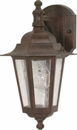 Nuvo 60-3474 Cornerstone Old Bronze Outdoor Wall Lighting Sconce