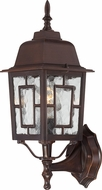 Nuvo 60-3488 Banyan Rustic Bronze Outdoor Lighting Sconce